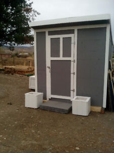 Garden/utility shed