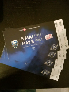 MONTREAL IMPACT VS NEW ENGLAND REVOLUTION