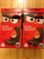 Angry bird seat covers