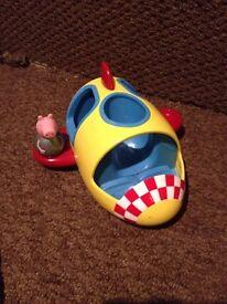 Peppa Pig Weeble Spaceship