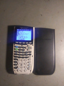 Texas Instruments T1-84 plus silver edition