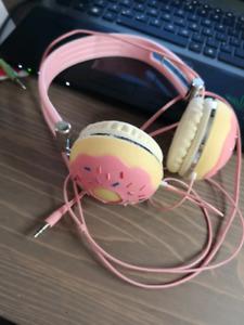 Donut headphones