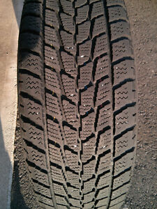 2 Winter Toyo Tires on rims 195/65r15 from Honda Civic 2009