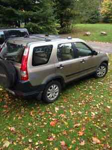 2006 Honda CR-V SUV, Ger Ready for Winter Driving