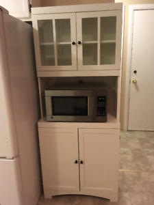 Kitchen Hutch/Microwave stand