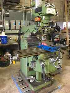 Forward Vertical Milling Machine 575 600 Volt 3 HP Windsor Region Ontario image 2