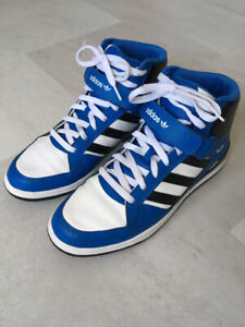 Adidas Basketball Shoes - Men's Size 11