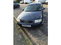 Audi A6 1.9tdi estate