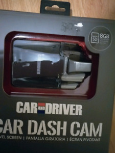 Car and Driver Car Dash Cam