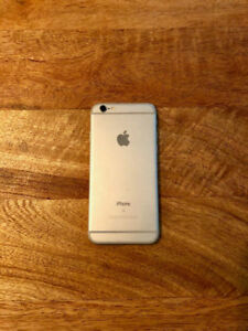 iPhone 6s silver 16gb Unlocked Excellent Condition
