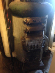 Cast Iron Boiler - Free to Good Home