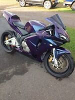 2003 cbr600rr. One of a kind!