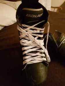 Bauer Supreme Total One Skates Kitchener / Waterloo Kitchener Area image 2