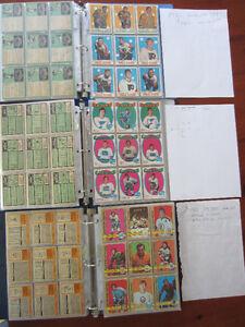 Three 70s OPC sets of Hockey Cards