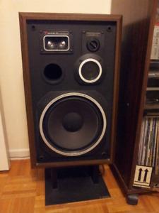 Koss Kossfire 110 stereo speakers