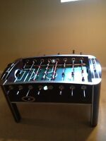 High end Foosball Sportcraft table for sale