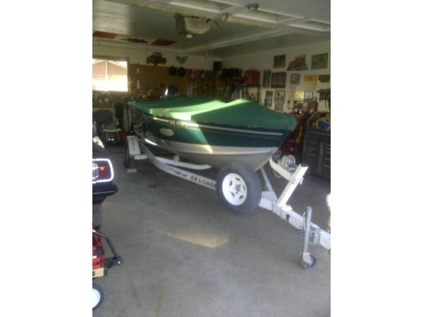 Used 2003 Lund Boat Co Explorer Adventure 16ft