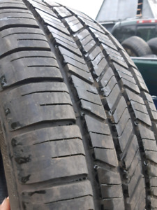 80% 275/55/r20 GOODYEAR EAGLE TIRES