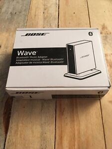Adaptateur musical Bose Wave Bluetooth