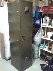 Military Security Storage Locker