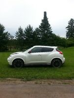 2013 Nissan Juke NISMO 6 speed manual