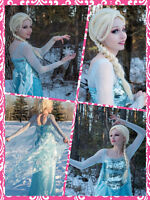 Invite a Princess to come to your event or party!
