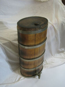 Antique Cask Barrel -  Year 1900 - Albany NY