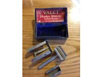 Vintage old Valet Auto Strop Razor. Offers on £15.