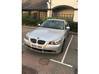 BMW 525d auto, FSH, low mileage!