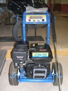 New New Holland 3100 PSI gas pressure washer 505.00plus tax