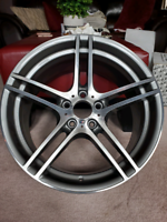 """REDUCED! NEW BMW 19"""" Style 313 Wheels from 335is"""