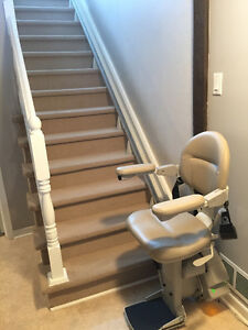 Bruno Elite Stairway Elevator / Chair Lift