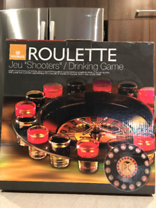 Roulette Shooters Drinking Game