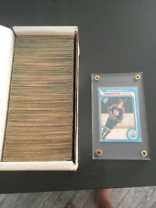 LOOK!! VINTAGE HOCKEY CARD 1979 OPC FULL SET/WITH Gretzkey rc!!