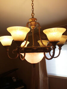 Dining Room and Kitchen Chandelier - MAKE AN OFFER