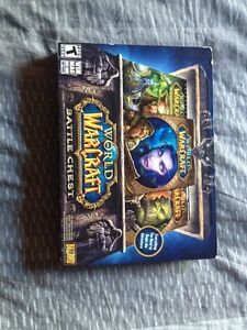 World of Warcraft; battle chest,