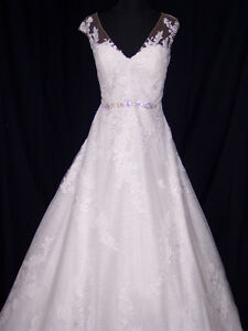 Amazing wedding dresses available at Savvy Bridal Consignment London Ontario image 1