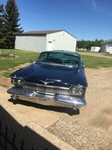 1958 Chrysler/Imperial-Lebaron Crown