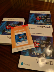 Canadian tax principles with online code