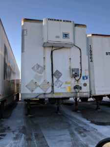 53 ft Heated /insulated great dane trailer