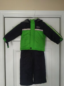 Snow Suit - London Fog 2T