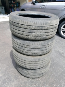 Tires Continental Cross Contact LX