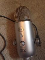 Microphone with USB