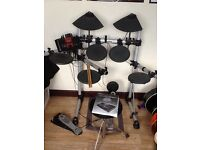 Yamaha dtexplorer electronic drum kit