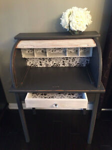 decorative secretary desk