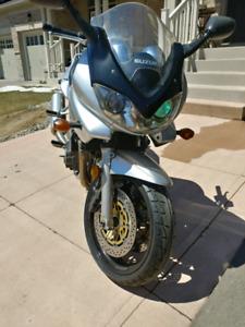 2003 Suzuki bandit 1200s