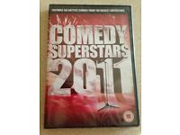 Comedy Superstars 2011 DVD (new sealed)