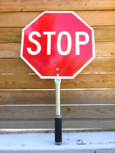 Stop / Yield Sign