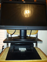 DEll 6420, docking station, keyboard, mouse and Touch LCD monito