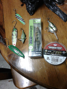 Fishing lures great deal!!!!!